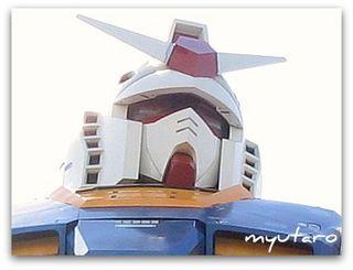 お台場ガンダムRX-78